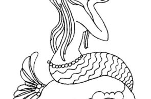 pincrystal schroth on people  coloring pages mermaid coloring pages printable coloring pages