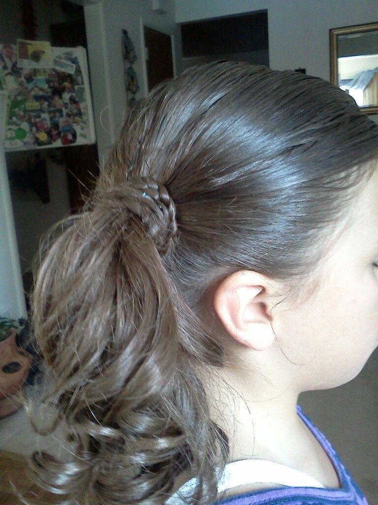 My beautiful nanna cute kid hairstyles love to do my nices hair
