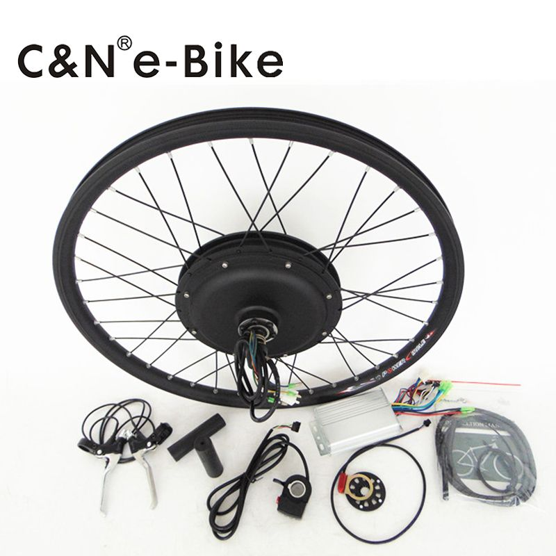 a8bac8b4d7b Two years warranty 35km/h high speed 36v 500w electric bicycle conversion  kit
