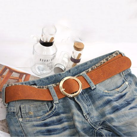 Orange Hip Belt