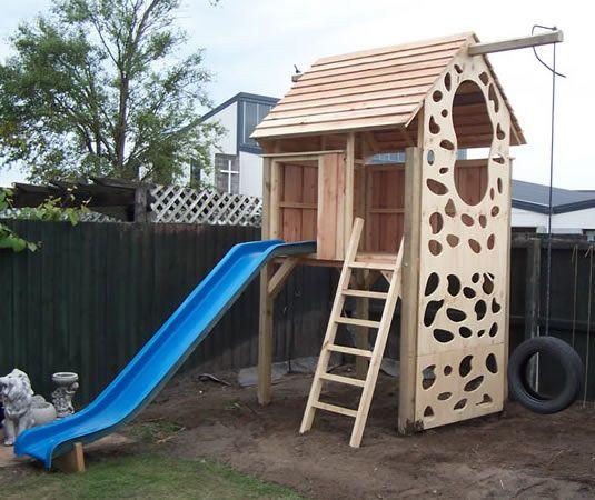 Children S Outdoor Playground Equipment Nz