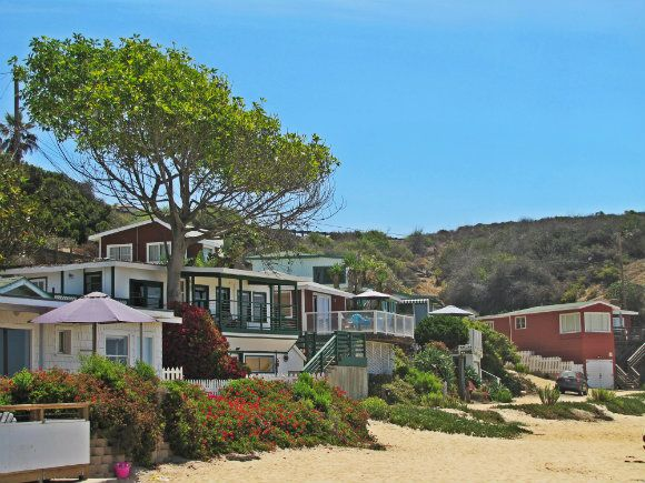 Some Of The Cottages Have Been Red To Its Former Glory By California State Parks