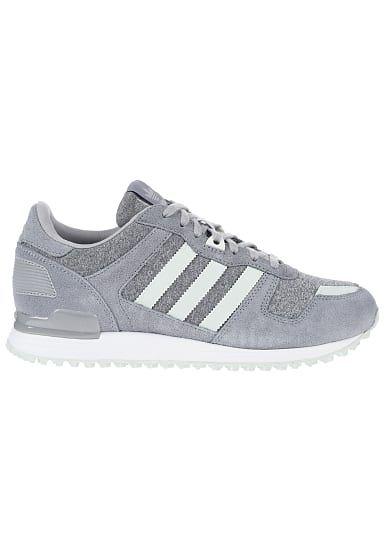 Adidas Originals Zx 700 Sneaker Grau Damen Sneaker Grau Sneaker