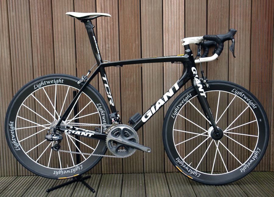 dc191013442 giant tcr advanced sl s tec with lightweight dura ace 10v di2 ...