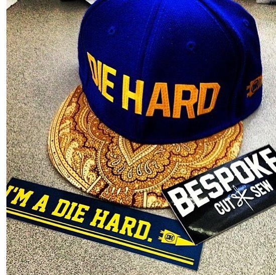newest f8835 72748 Die hard warrior hat
