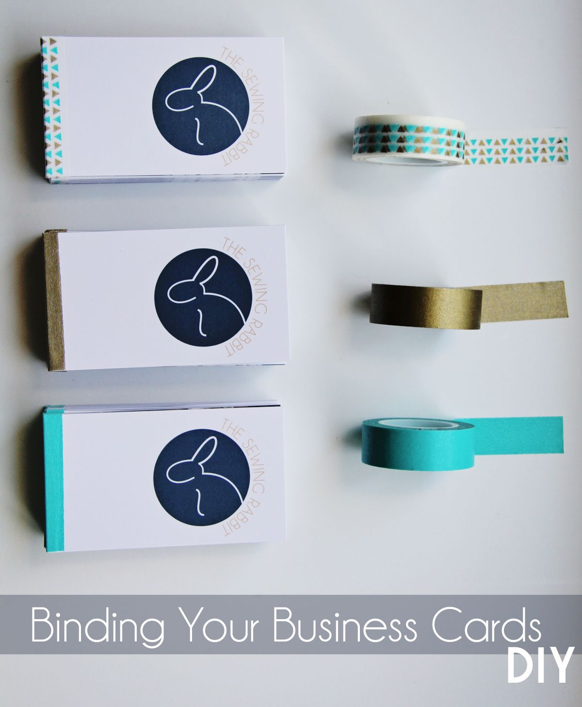 Turn your business cards into a mini book business cards simple me sew crazy turn your business cards into a mini book reheart Images