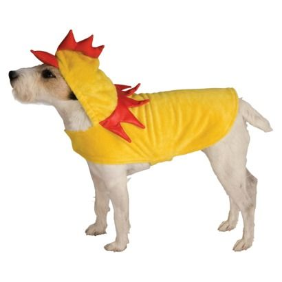 Chicken Pet Costume - - Includes One piece costume.  sc 1 st  Pinterest & For Maci. Chicken Costume. | DESIGN - PRODUCT - Galo de Barcelos ...