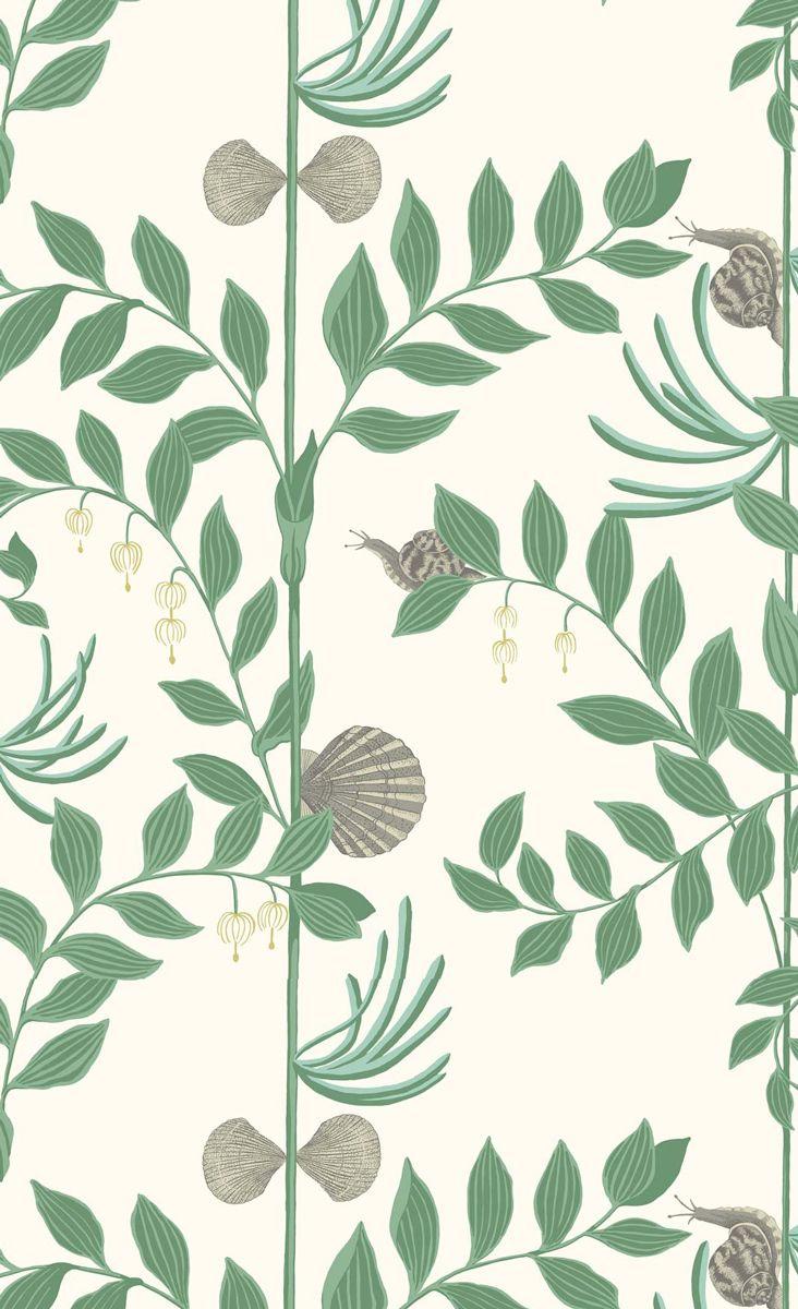 Papier Peint Secret Garden Cole And Son Cole Son Wallpaper