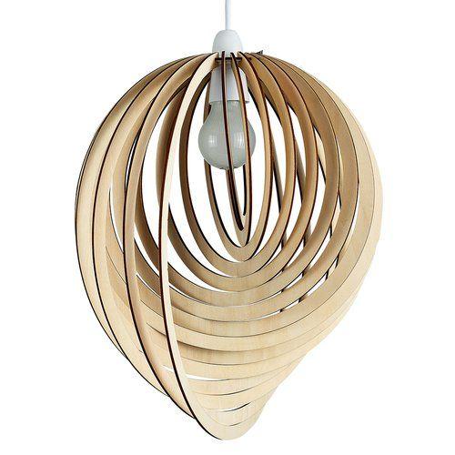 17 Stories 39cm Mdf Novelty Pendant Shade Wayfair Co Uk In 2020 Deckenleuchte Schatten Holzpendelleuchte Lampe