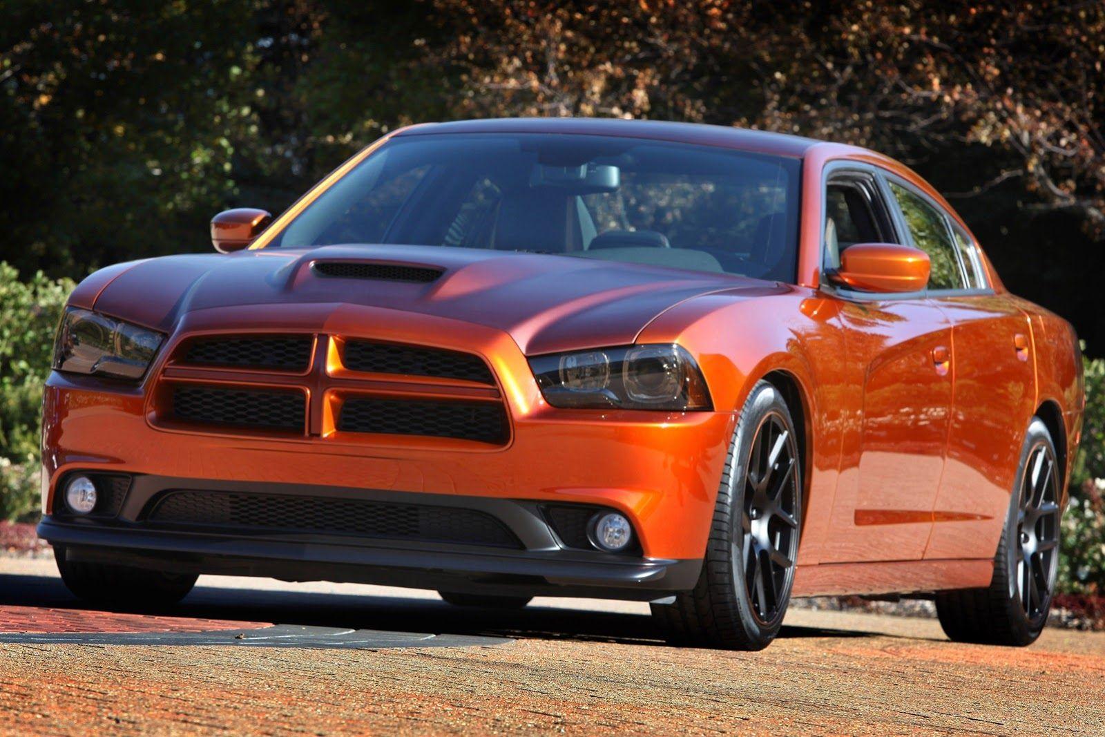 Dodge charger v10