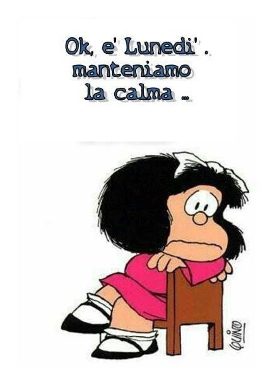 Immagini Buongiorno Lunedi Mafalda 4 Citazioni Divertenti