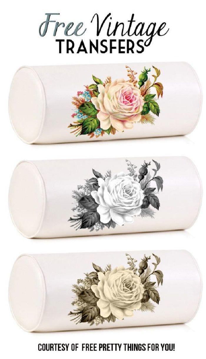 Роза - королева цветов ...декупажные карты | Декупаж ...