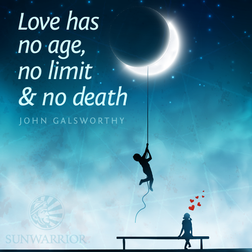 Love Has No Age No Limit No Death John Galsworthy Love