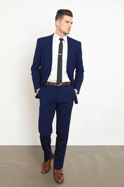 Day - Navy Suit - Gentleman Lifestyle