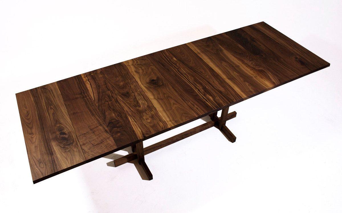 Extendable Walnut Dining Table. $2,000.00, via Etsy.