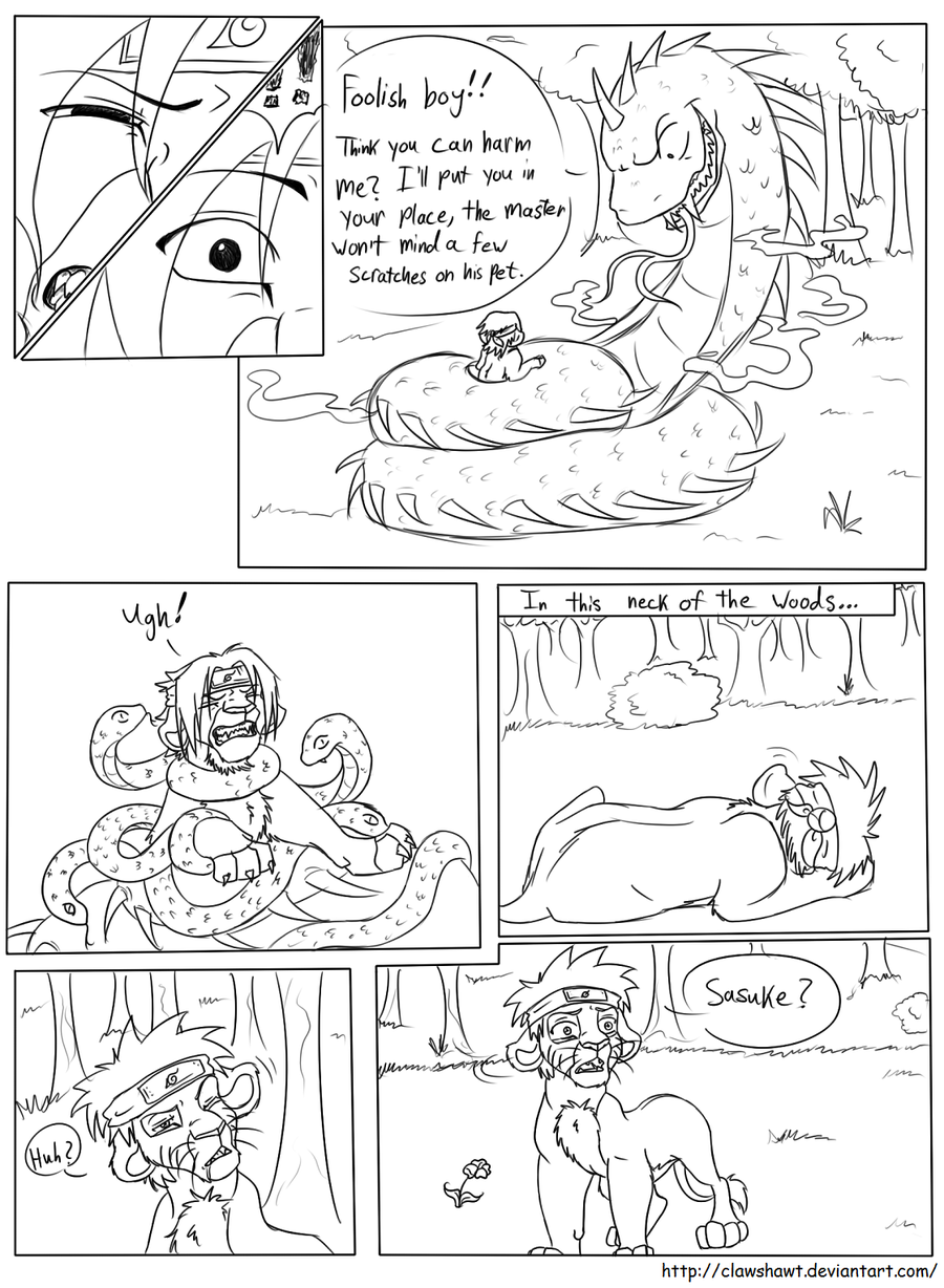 SxN Lions pg6 by Clawshawt