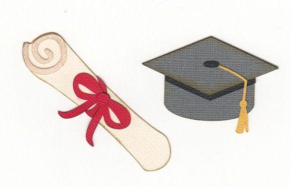 Download diploma and graduation cap2 | Free svg, Svg free files, Svg