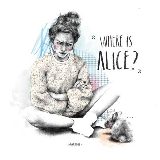 Where is Alice?