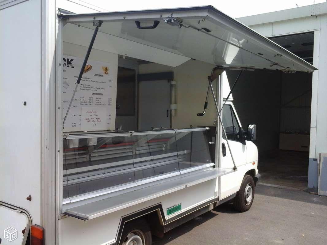 Camion snack C25 1992