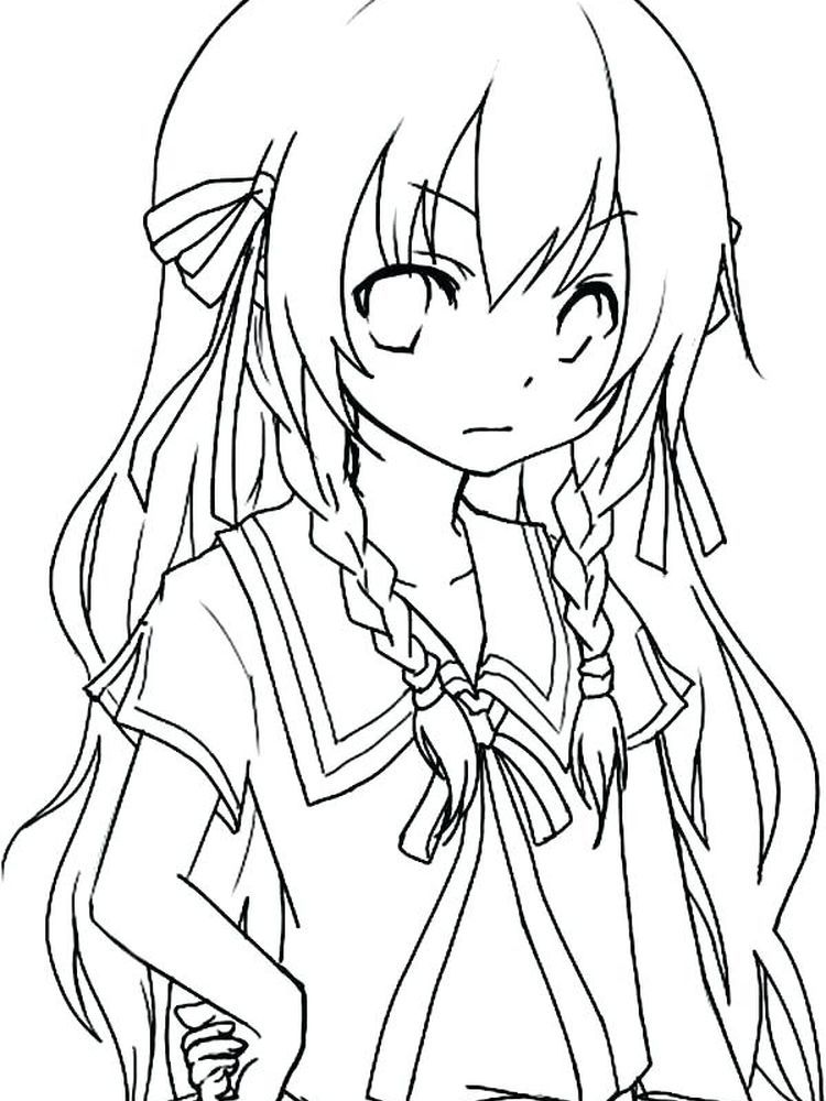 46+ Cute anime boy coloring pages information
