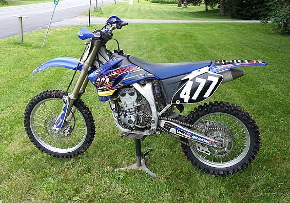 2007 Yamaha Yz 250 F Motorcycles Off Road Dirt Bikes For Sale In
