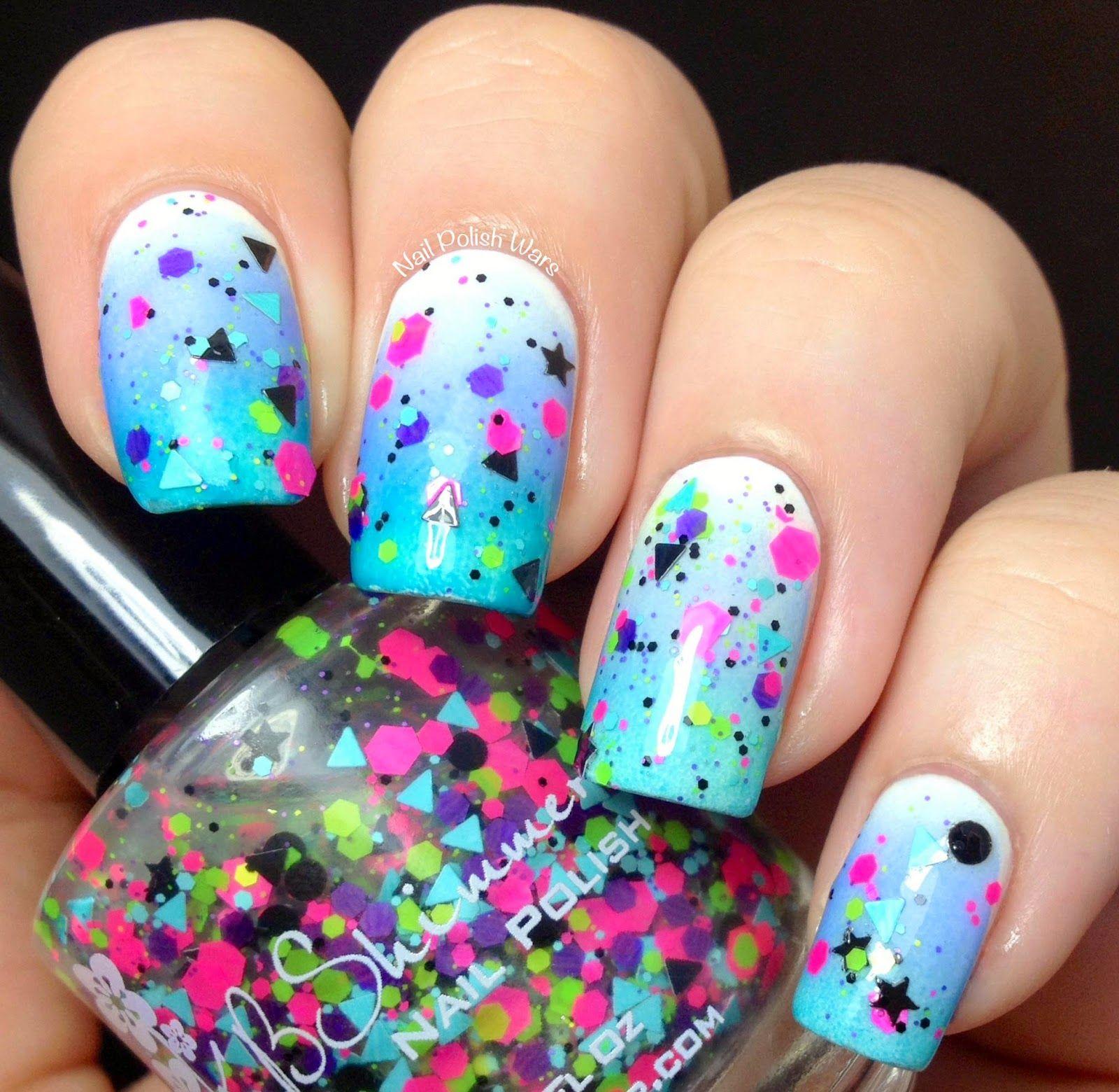 Graffiti Gradient | Hair & Make-Up | Pinterest | Graffiti and Makeup
