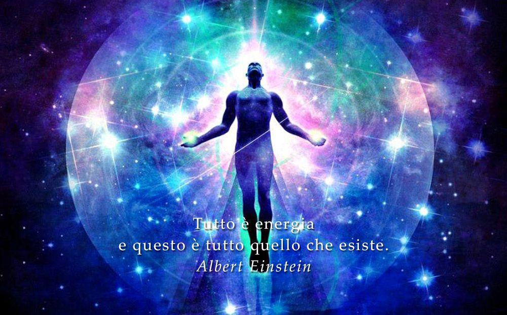 Tutto è energia, frequenza e vibrazione e tutto è collegato. Per stare bene è necessario l'equilibrio energetico e la giustavibrazione.