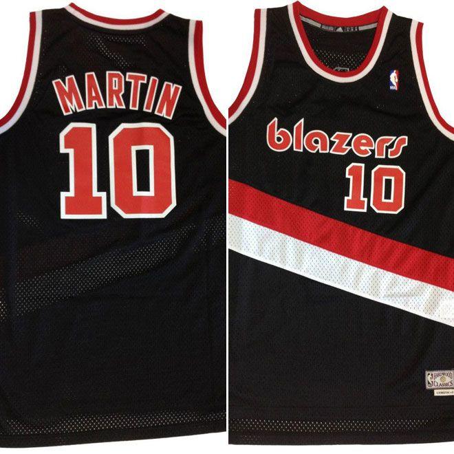 Fernando '10' Martín en los Blazers - Adidas saca una línea de camisetas NBA alucinante. Las ...