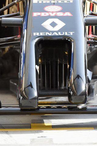 2014 TOTAL Lotus Renault