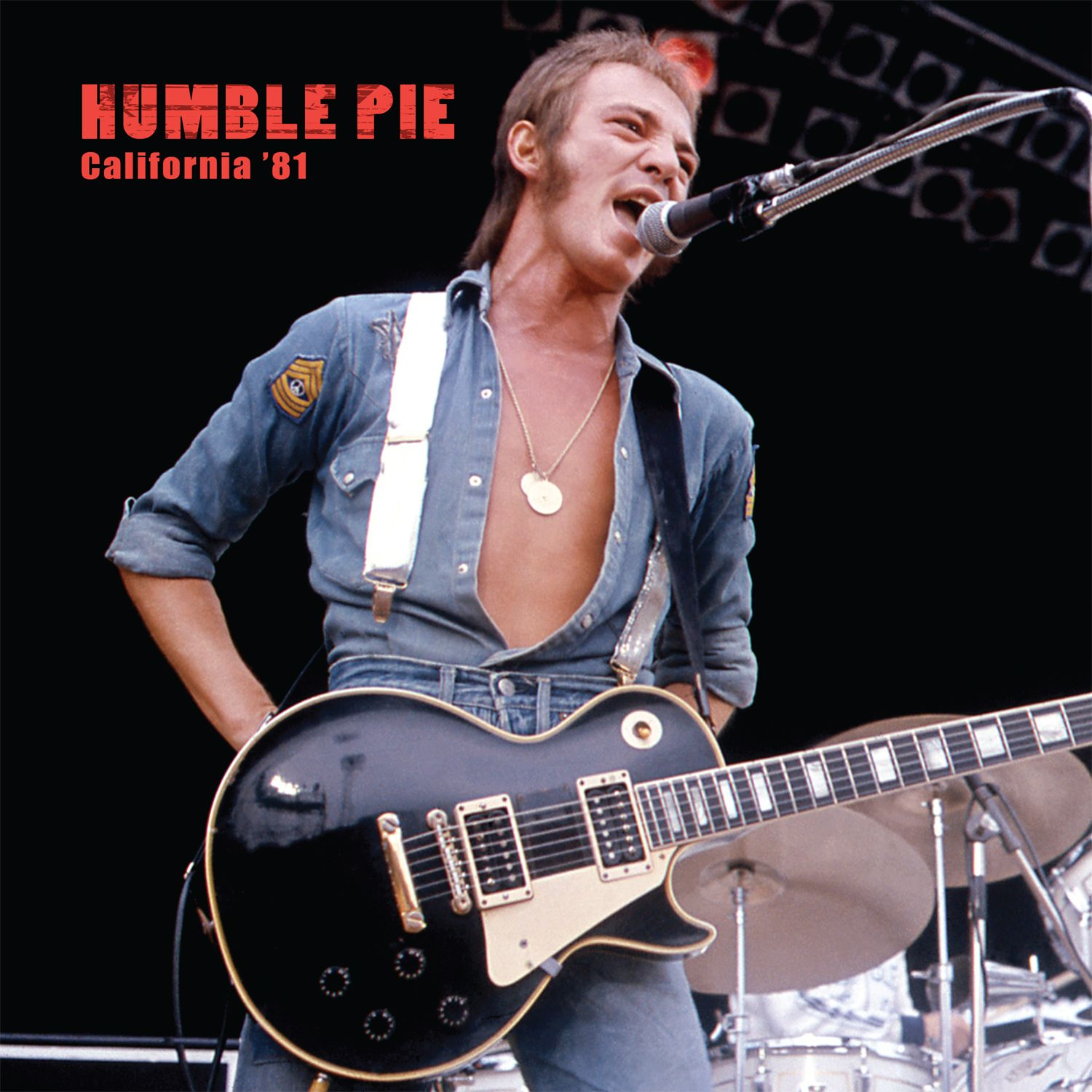 Steve Marriott Of Humble Pie Died In A Housefire On April
