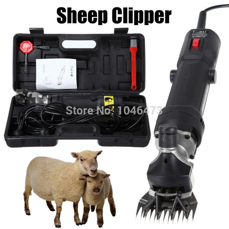 (ship from US)Ridgeyard Electric Farm shears Sheep Alpaca
