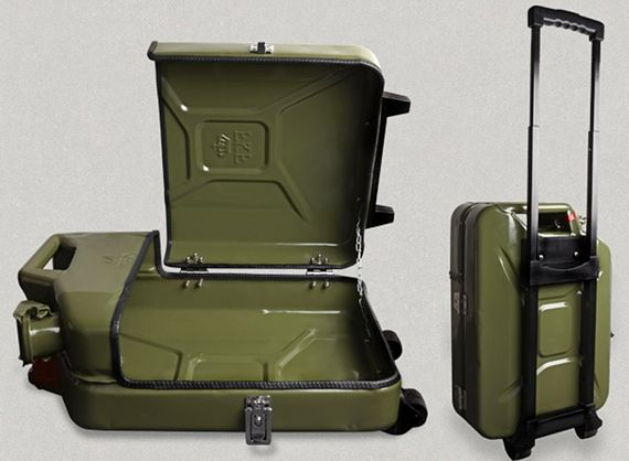 Danish Fuel's Repurposed Jerry Can Products Look Surprisingly ...