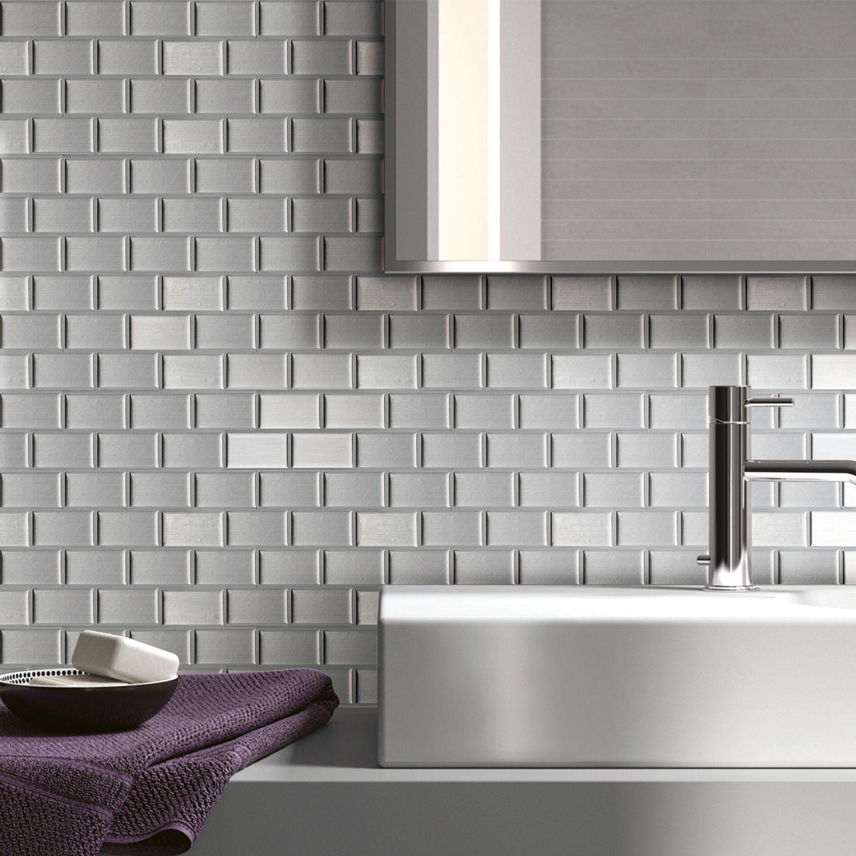 Artd peel and stick kitchen backsplash wall panels