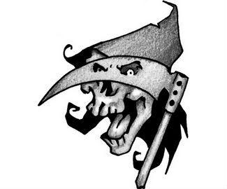 Horror Tattoo Design Art Picture