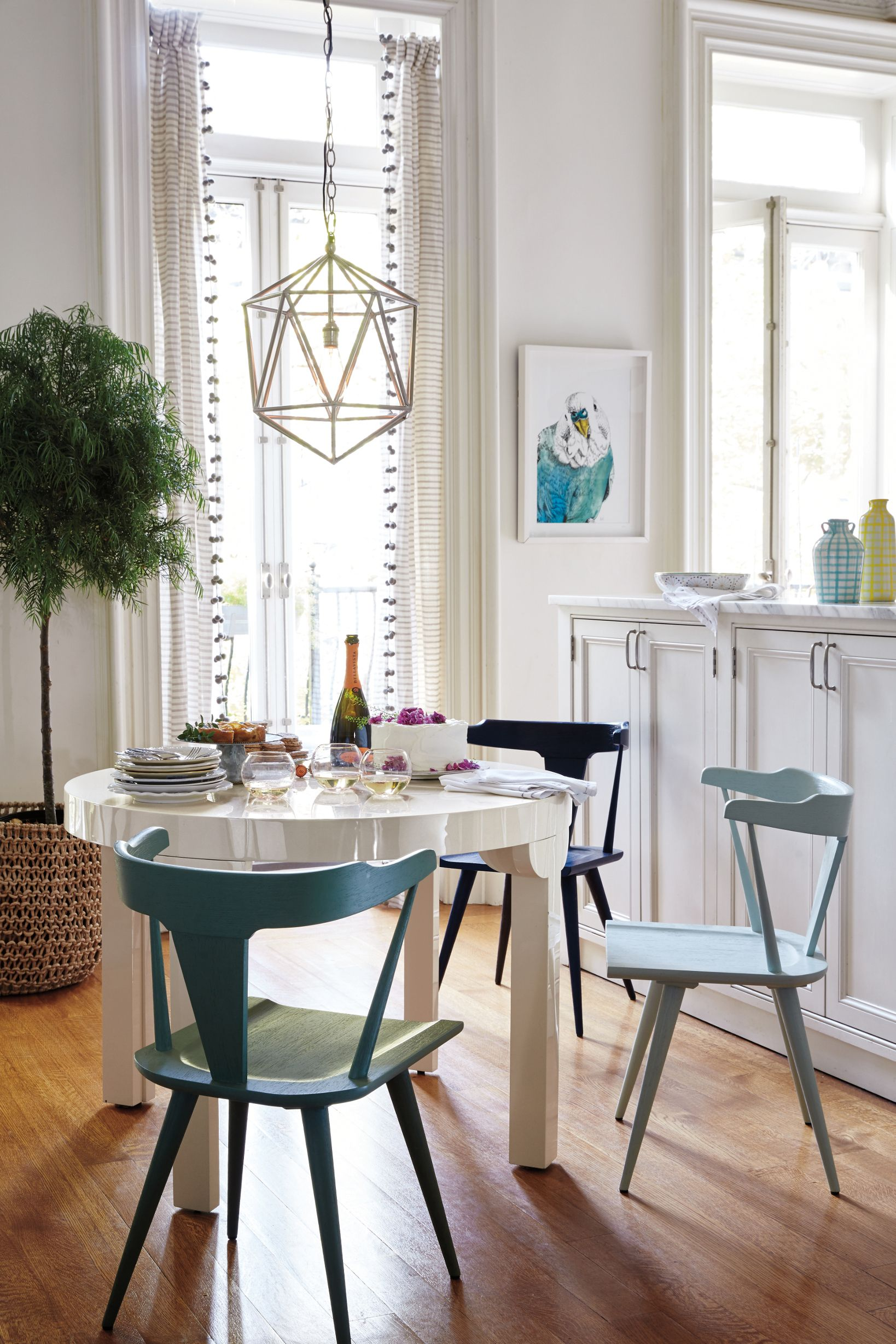 Ordinaire The Mackinder Dining Chairs From Our Spring House U0026 Home Collection.