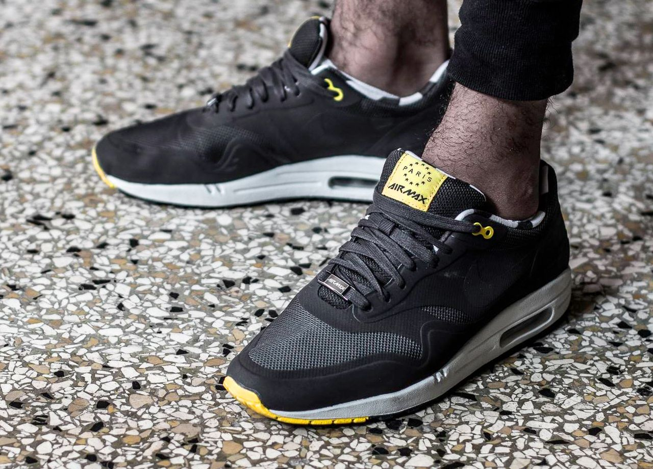 best loved 14963 52dea ... where can i buy nike air max 1 hyperfuse home turf paris by sum  sweetsoles sneakers