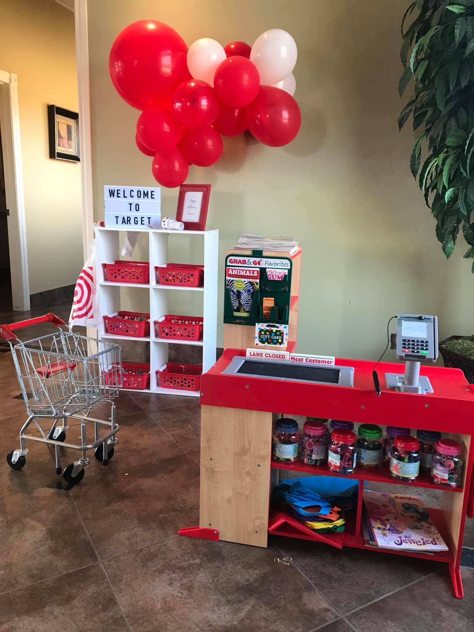This 6-Year-Old's Target Themed Party is What Dreams Are ...