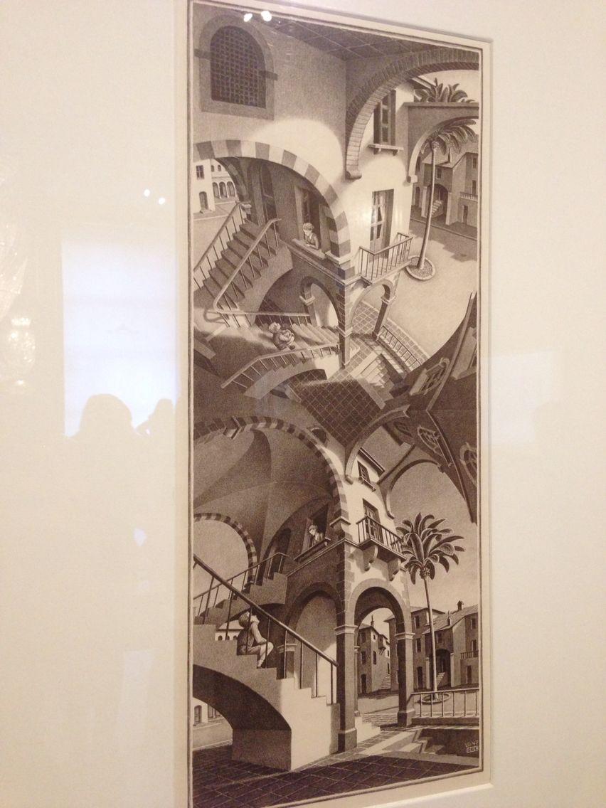 Escher in het paleis - Den Haag