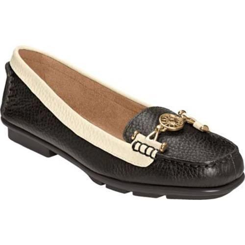 Womens Shoes Aerosoles Nuwlywed Dark Brown Leather