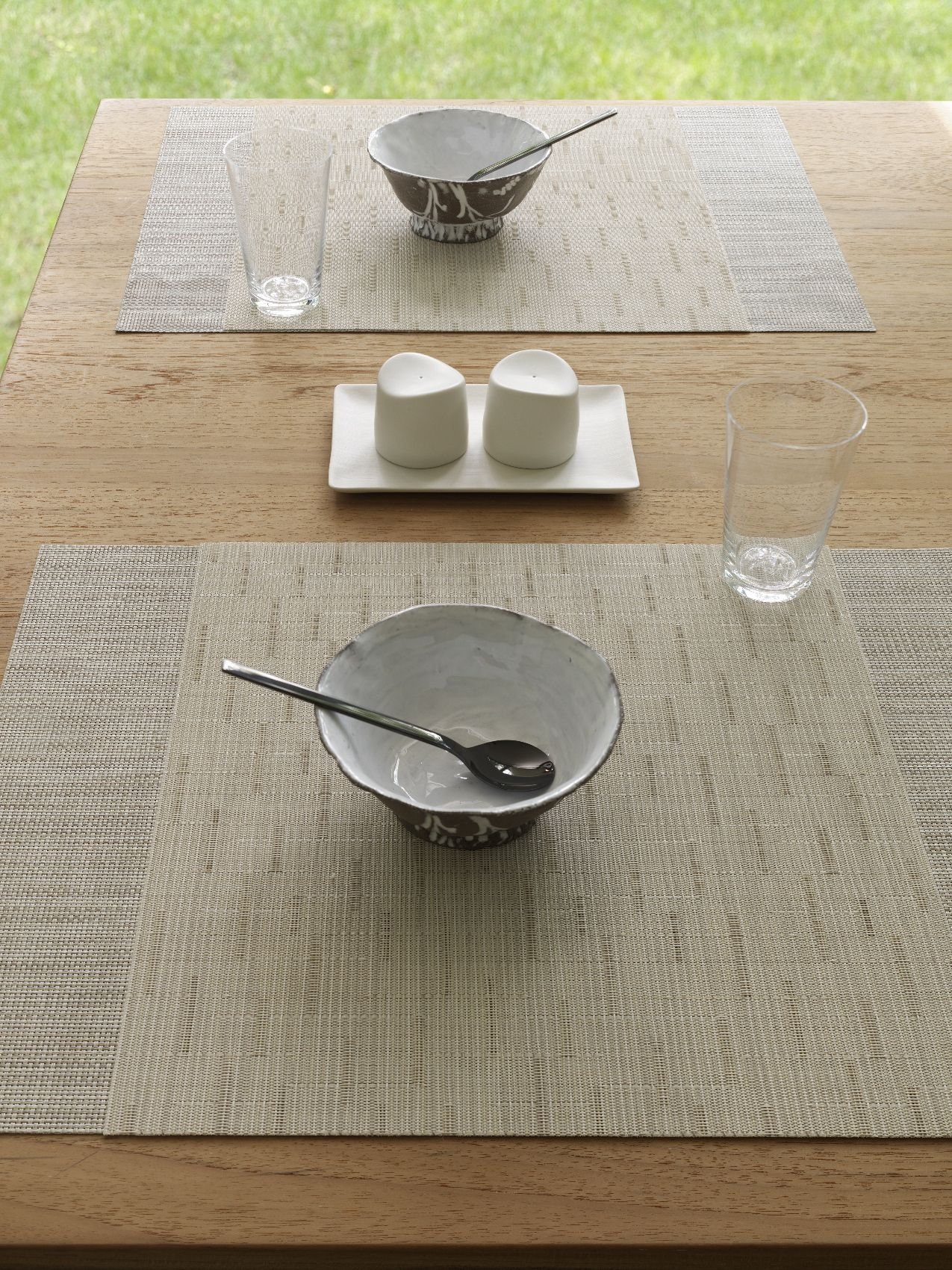 Bamboo Square In 2020 Bamboo Bamboo Placemats Placemats