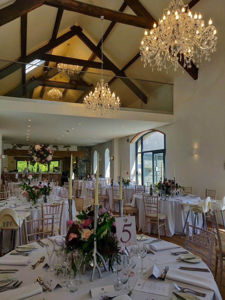Stunning Coach House wedding venue in North Wales ...