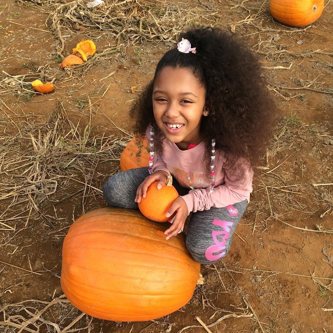 Mum found a pumpkin the size of daddy's head lol                ...  Mum found a pumpkin the size of daddy's head lol 😂