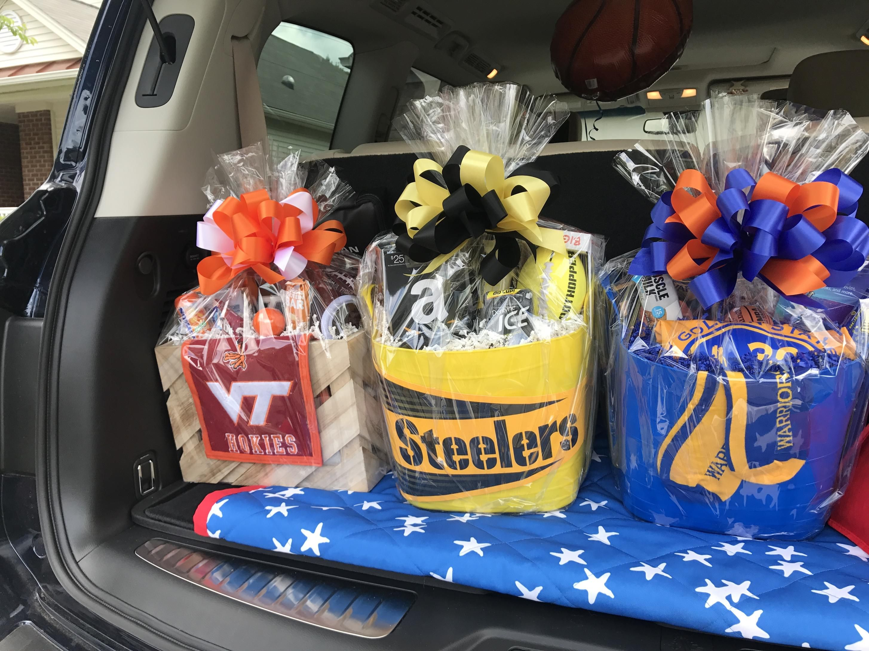Preteen Birthday Gift Ideas Sports Gifts Steelers Gifts Golden