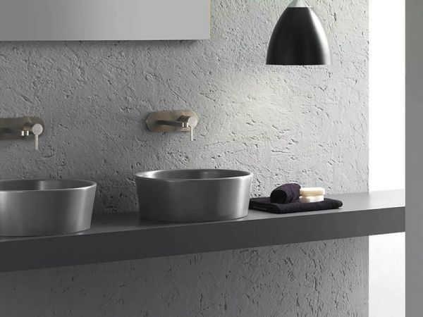 un tocco di colore - produzione sanitari di design in ceramica ... - Arredo Bagno Produzione