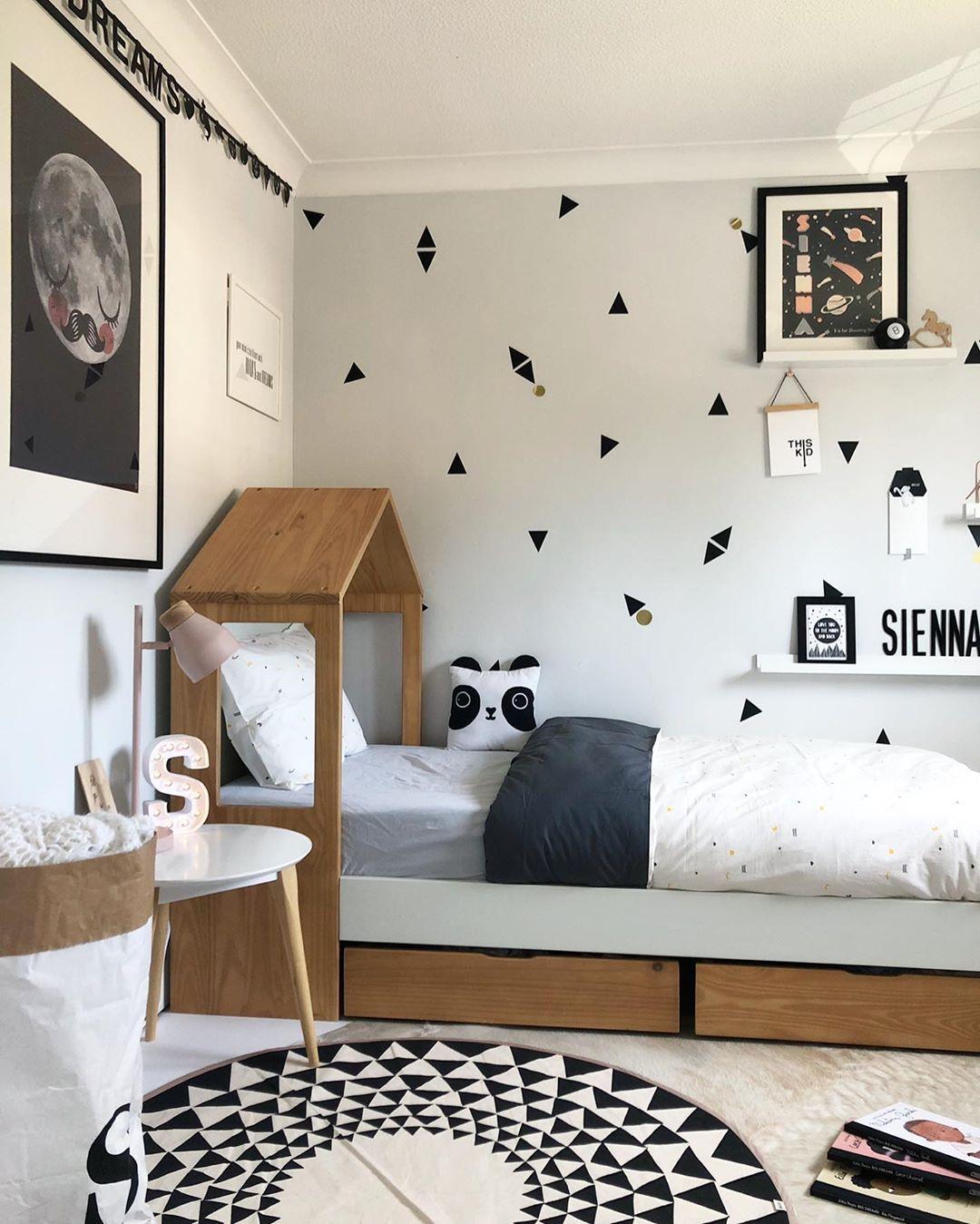 Pin by Royfort on  Die schönsten Schlafzimmer    Bed, Toddler bedrooms, Soft bedding