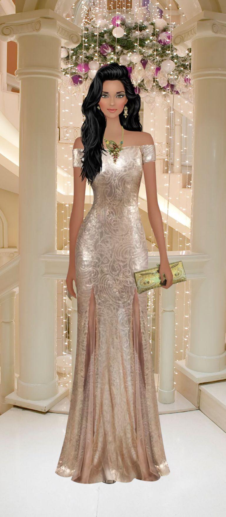 de15f3bd2a9 MODA ACTUAL Vestidos De Gala Largos