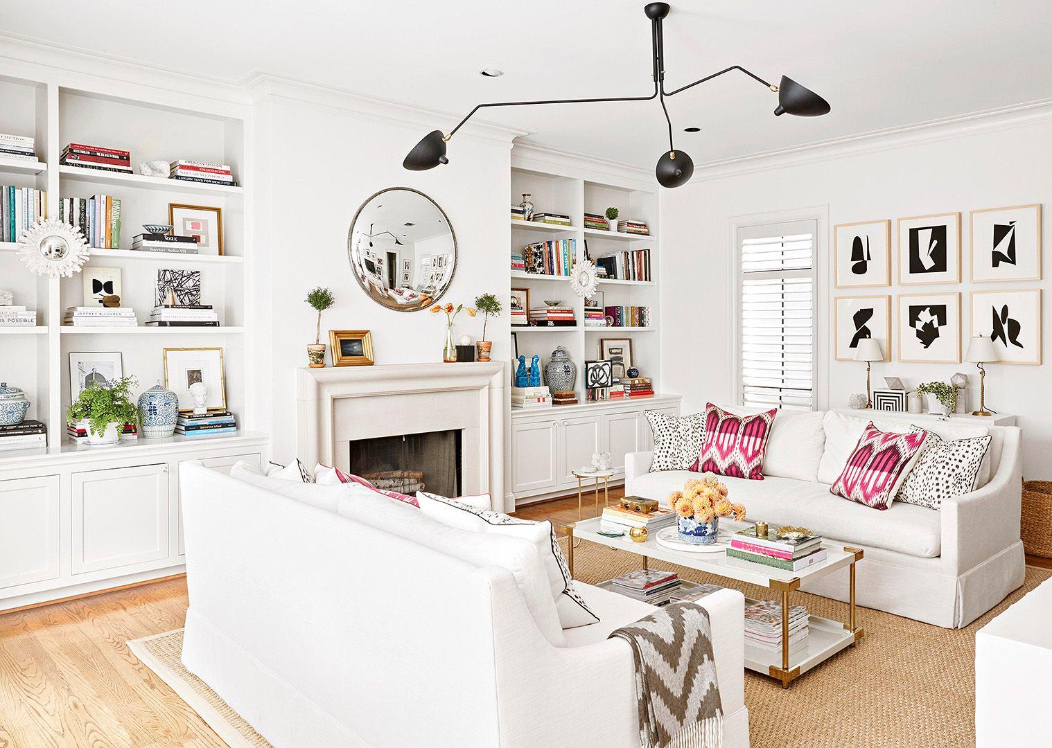 9 Decorating Ideas That Make White Walls Anything But Boring