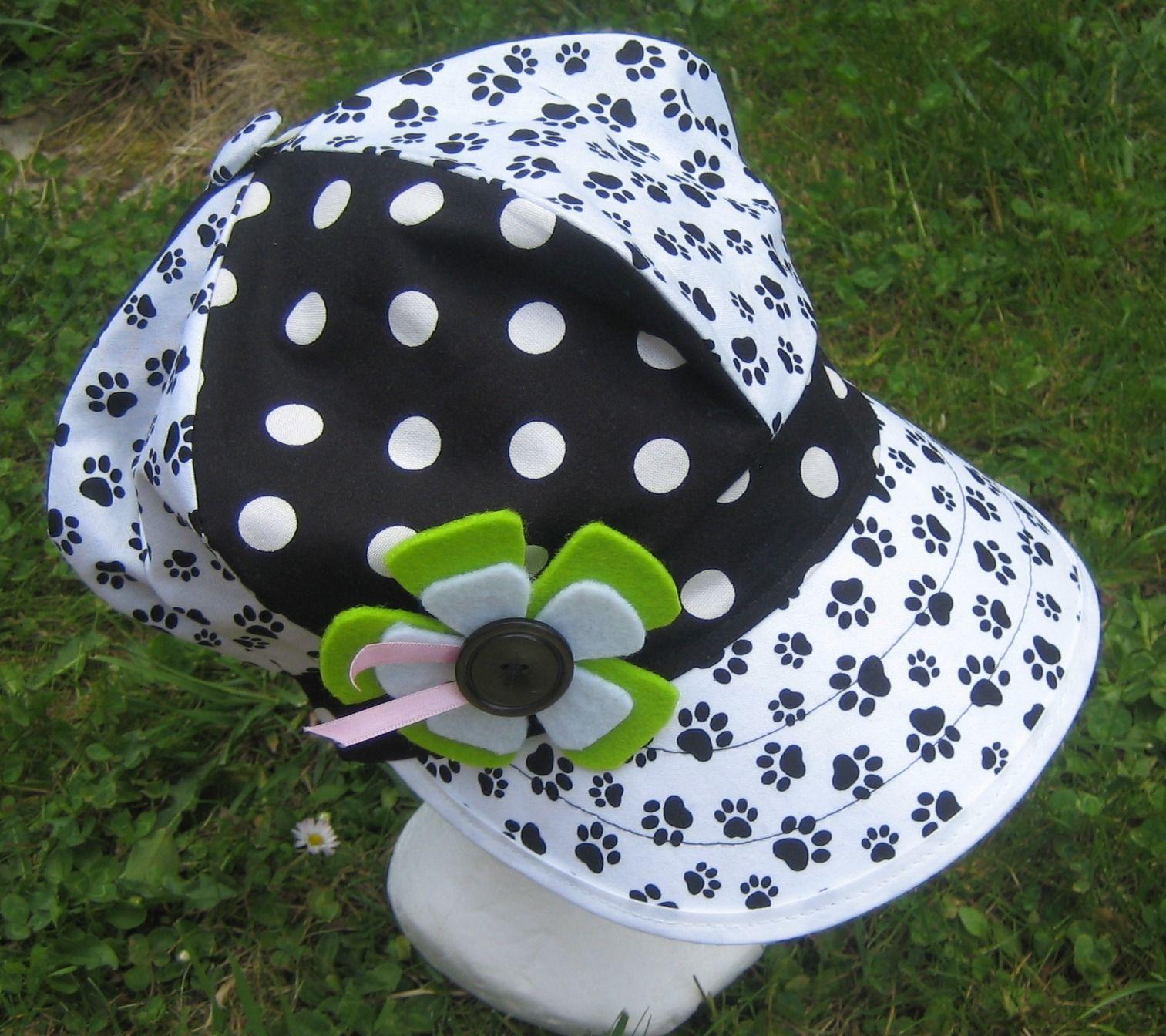 casquette gavroche noire et blanche pour femme. Black Bedroom Furniture Sets. Home Design Ideas