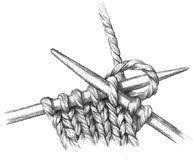 Knitting In Reverse - Glossary - Knitting Daily