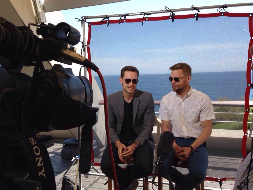 Jesse and Brian @ Monte Carlo